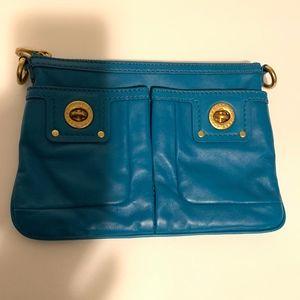 Marc Jacobs Leather Crossbody Handbag - No Strap